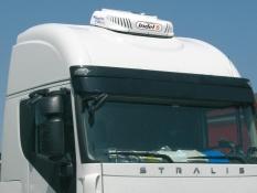 24V для кабины водителя