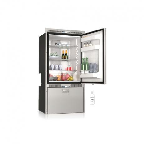 Встраиваемый автомобильный холодильник DW250 RFX