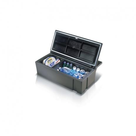 Встраиваемый автомобильный холодильник M25 - для кабины грузовика MERCEDES и КАМАЗ