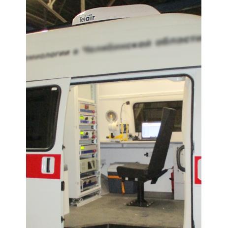 Автокондиционер Telair Dualclima 8400H