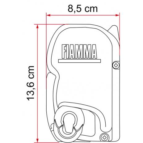 МАРКИЗА НАСТЕННАЯ FIAMMA F45S VW T5/T6