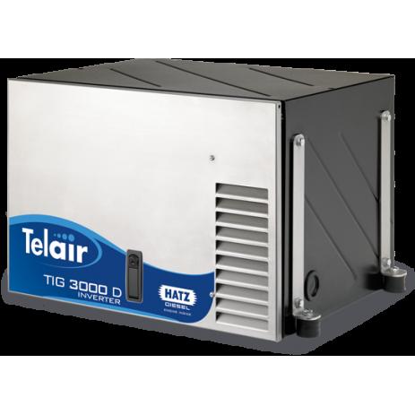 Дизельный генератор Telair TIG3000D