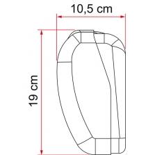 МАРКИЗА НАСТЕННАЯ FIAMMA F45EAGLE 12 V